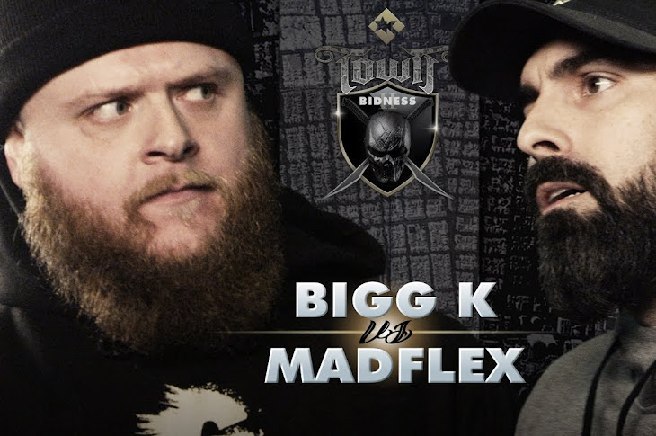 KOTD Presents: Bigg K vs Madflex