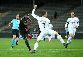 LASK 0-5 Man Utd: 5 players score as Red Devils almost get next round ticket