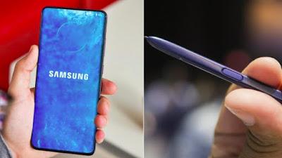 2021 Samsung Rilis Galaxy Note Terbaru