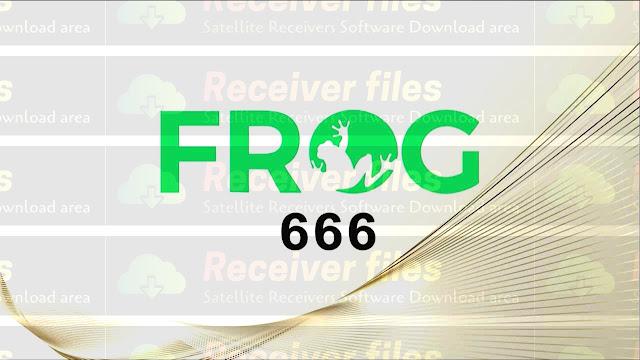 FROG 666 1506TV 4M SVB2 V11.04.05 NEW SOFTWARE 06-05-2021