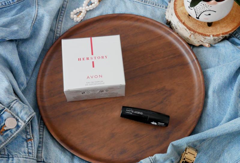 perfumy herstory, perfumy avon, woda perfumowana avon, zapach, perfumy agnieszka dygant, agnieszka dygant avon