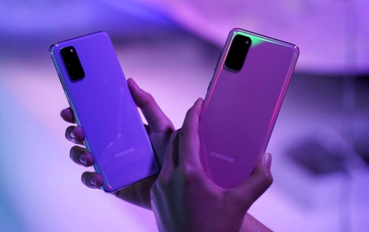 Samsung Galaxy S20 (gizmologi.id)