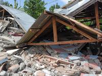 82 Korban Meninggal Gempa Lombok, Kebanyakan karena Tertimpa Bangunan