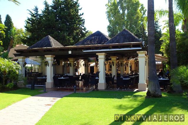 Restaurante El Cocodrilo - Hotel BlueBay Banús