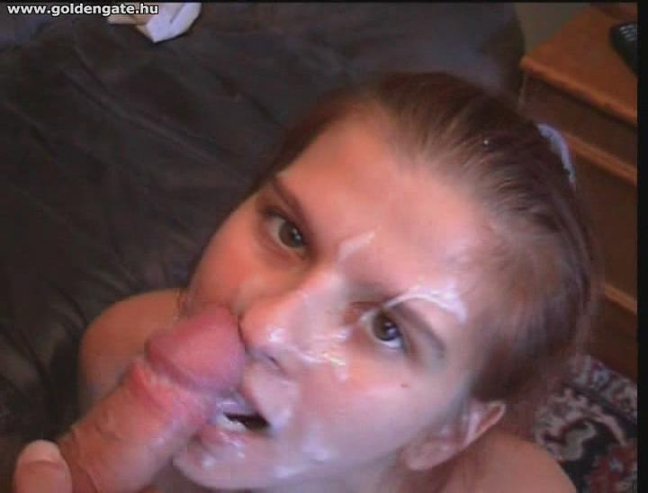 Hairy mature creampie