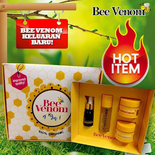 BEE VENOM SKINCARE 4 IN 1