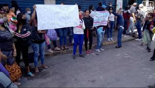Familiares de detenidos en Cicpc Los Teques