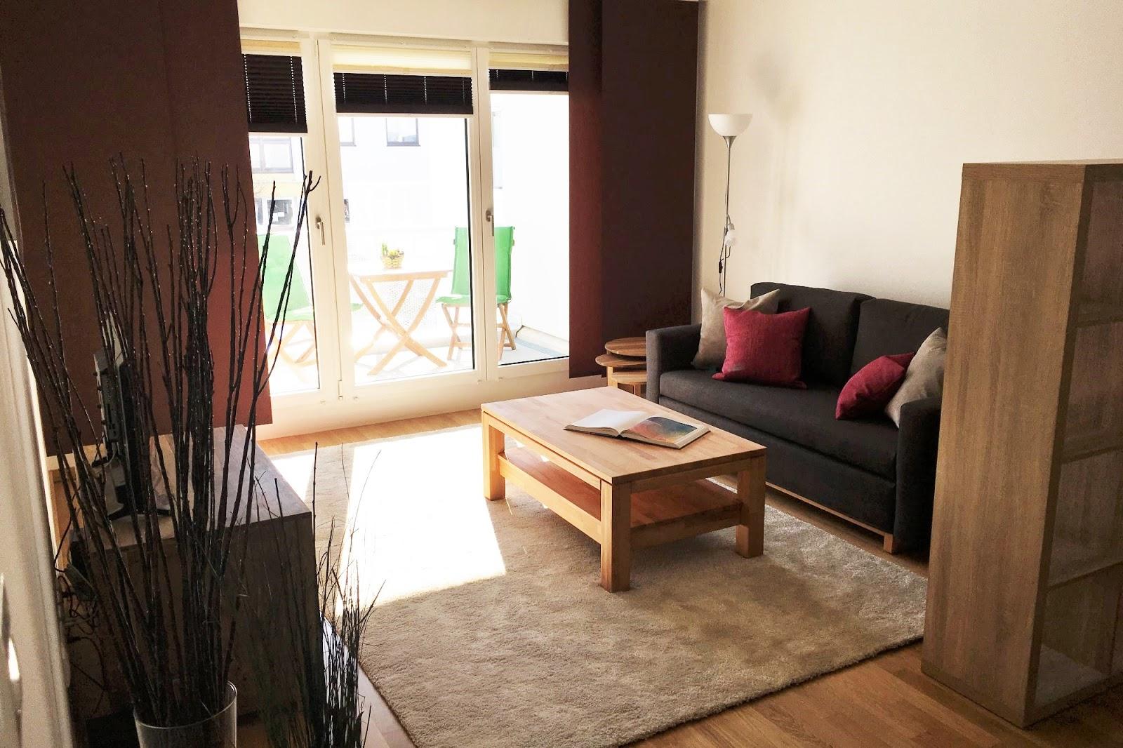 neu wohnen auf zeit in m nchen m blierte wohnung. Black Bedroom Furniture Sets. Home Design Ideas
