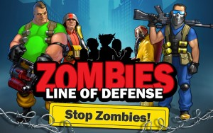 Zombies Line of Defense TD MOD APK 1.4.0