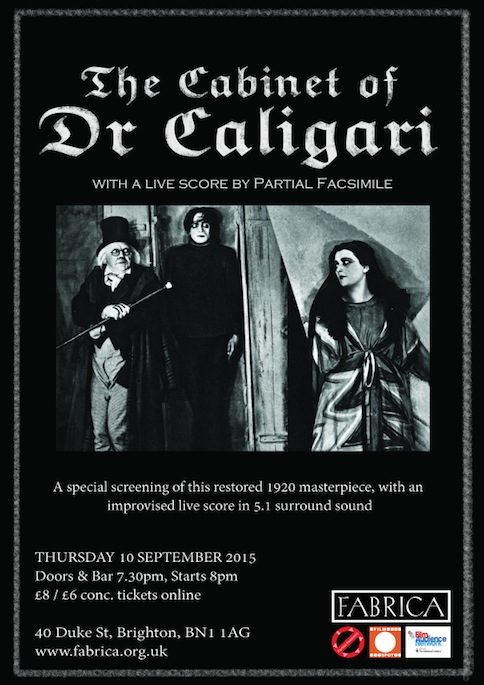 Lucid frenzy junior 39 the cabinet of dr caligari 39 with - The cabinet of dr caligari 1920 full movie ...