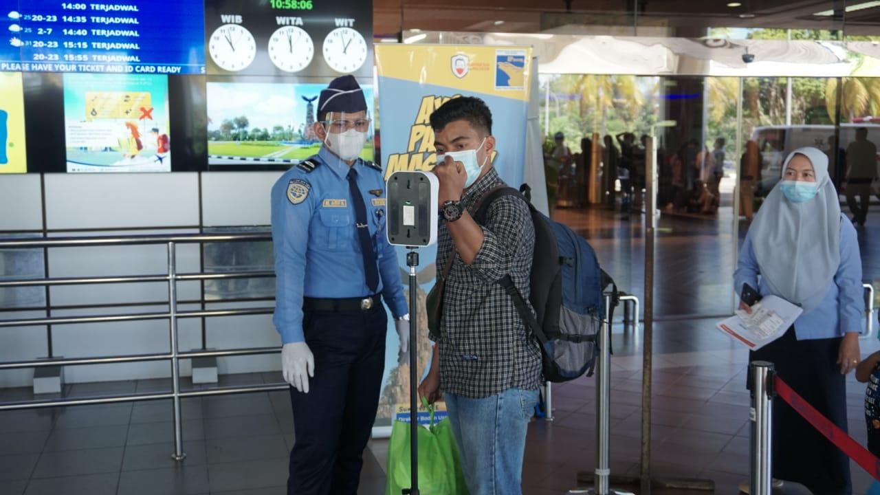 Tingkatkan Pelayanan Kepada Penumpang, Bandara Hang Nadim Siapkan Pelayanan Pemeriksaan Rapid Antigen