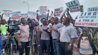 Taraba Youths Protest On Government Proposed Plan, Calls For Ranching In The State
