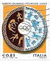 Selo Jogos Olímpicos de Pequim de 2008