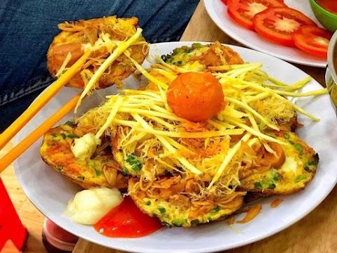Hải sản và loạt món ngon đốn tim hội thích ăn đêm ở TP.HCM