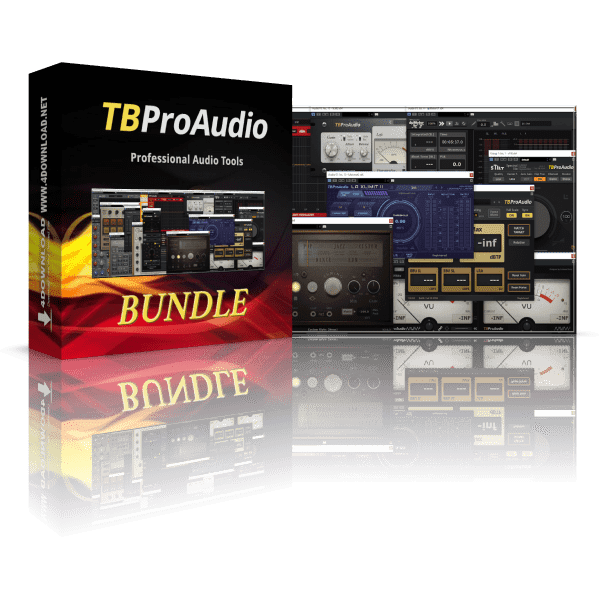 TBProAudio Bundle 2021.1 Full version