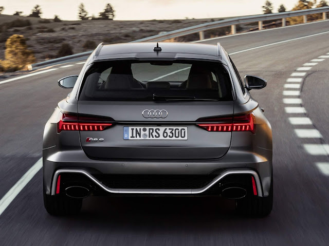 Novo Audi RS6 Avant 2020