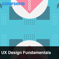 UX Design fundamentals course