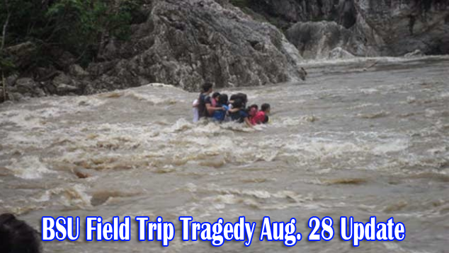 BSU Field Trip Tragedy Aug. 28 Update: Bulacan State University and Travel Agency Made Some Violations