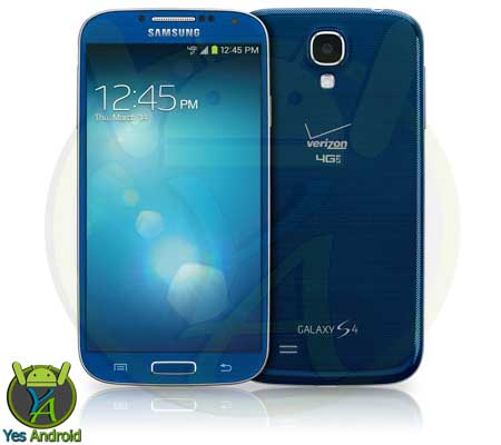 Update Galaxy S4 SCH-I545 I545VRUGOF1 Android 5.0.1 ...