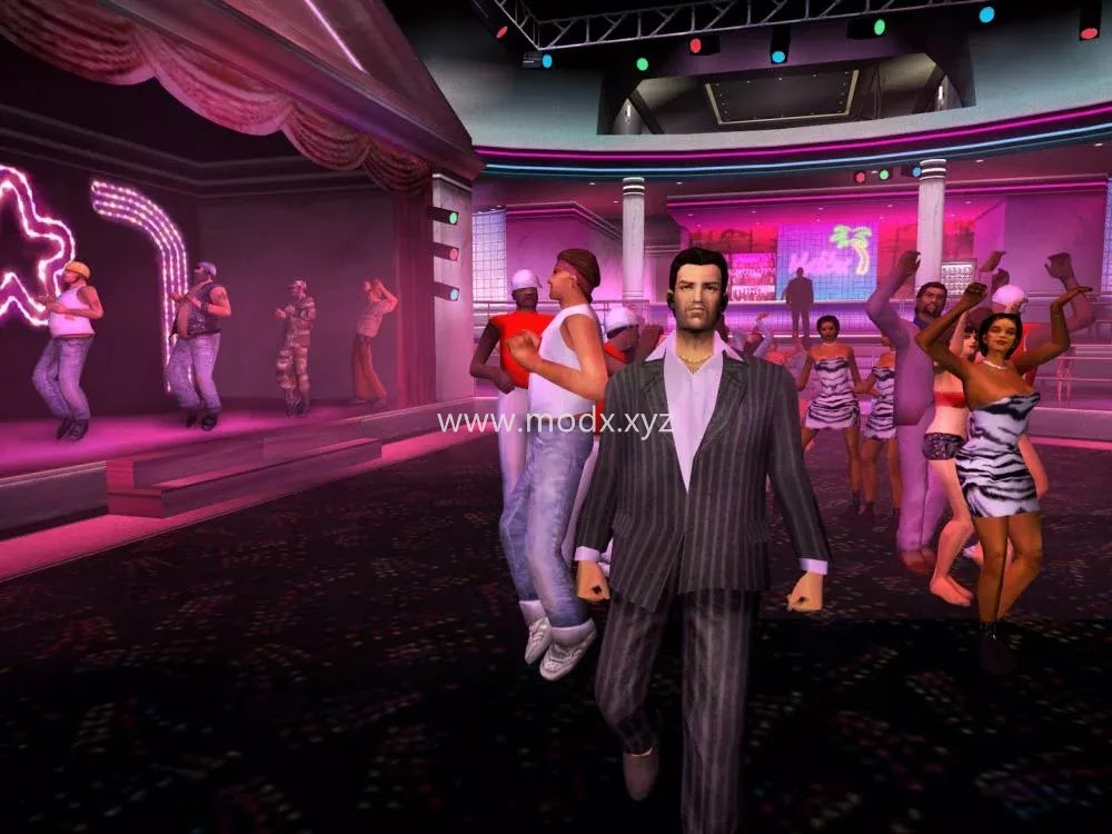GTA: Vice City (MOD, Money/Ammo/Full Game)