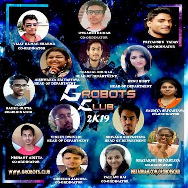 GROBOTS Family 2K19 | SRMGPC,LKO