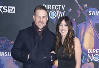 Case Keenum With His Wife