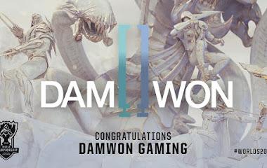 DAMWON Gaming – Đại diện cho thế hệ mới của LCK