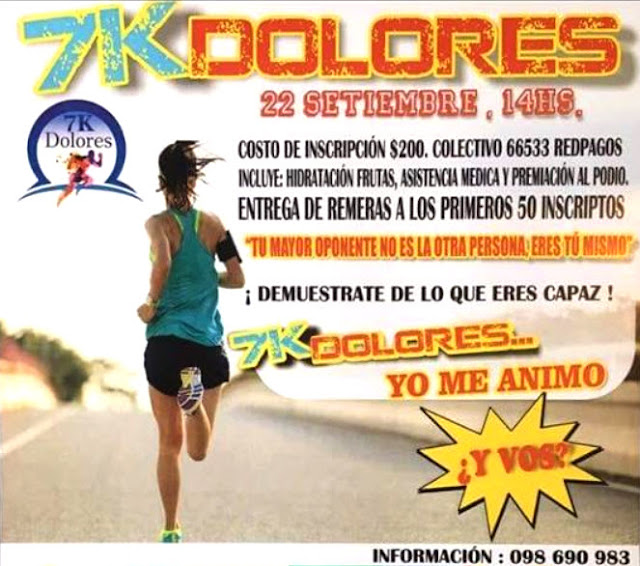 7k Dolores (Soriano, 22/sep/2018)