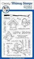 Tweetie Pie Clear Stamps