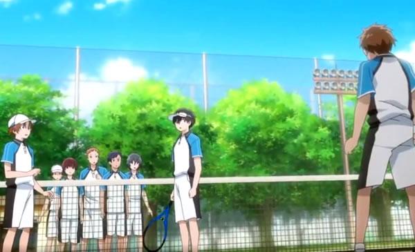 Hoshiai no Sora Episodio 03
