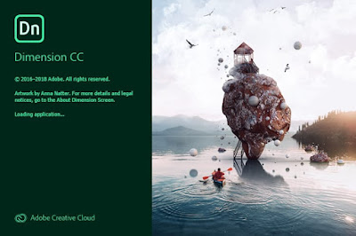 تحميل Adobe Dimension CC v2.3 للماك
