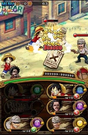 pada kesempatan yang berbahagia ini kami akan bagikan kepada kalian semua Update, One Piece Treasure Cruise Mod Apk v9.2.3 Terbaru (Massive Attack)