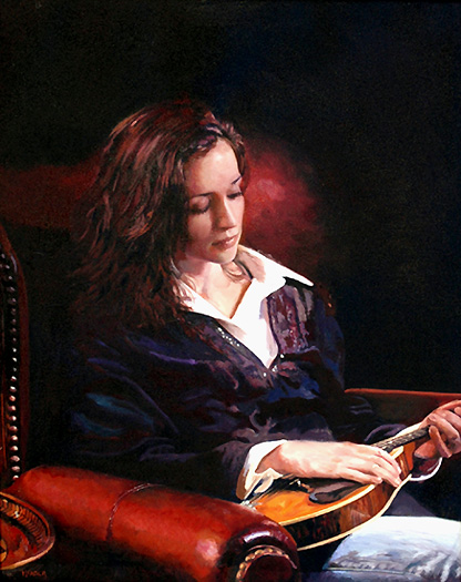 Edwin Herde 1951 | American Figurative painter
