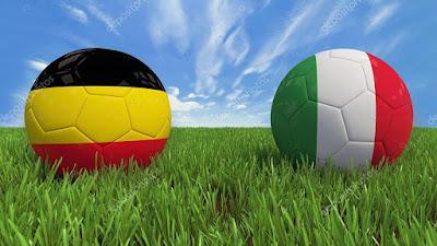 """◀️ مباراة بلجيكا وايطاليا """" كورة إكسترا """" مباشر 2-7-2021 والقنوات الناقلة ضمن يورو 2020"""