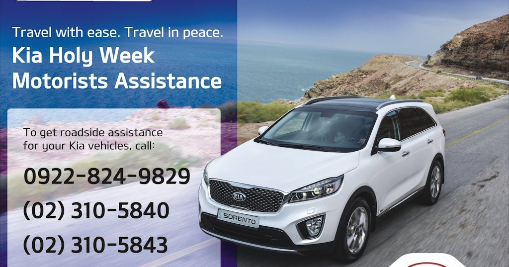 Worry Free Holy Week Travels With Kia Carguide Ph Philippine Car News Car Reviews Car