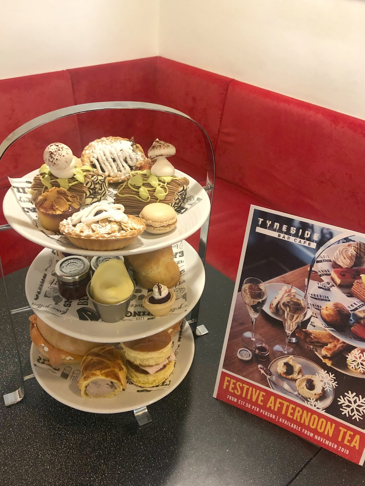 Tyneside Cinema Newcastle - Christmas Events and Festive Films Afternoon Tea