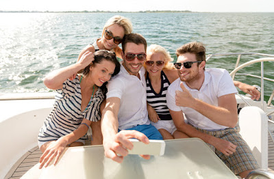 yacht internet marine data solutions 4G 5G
