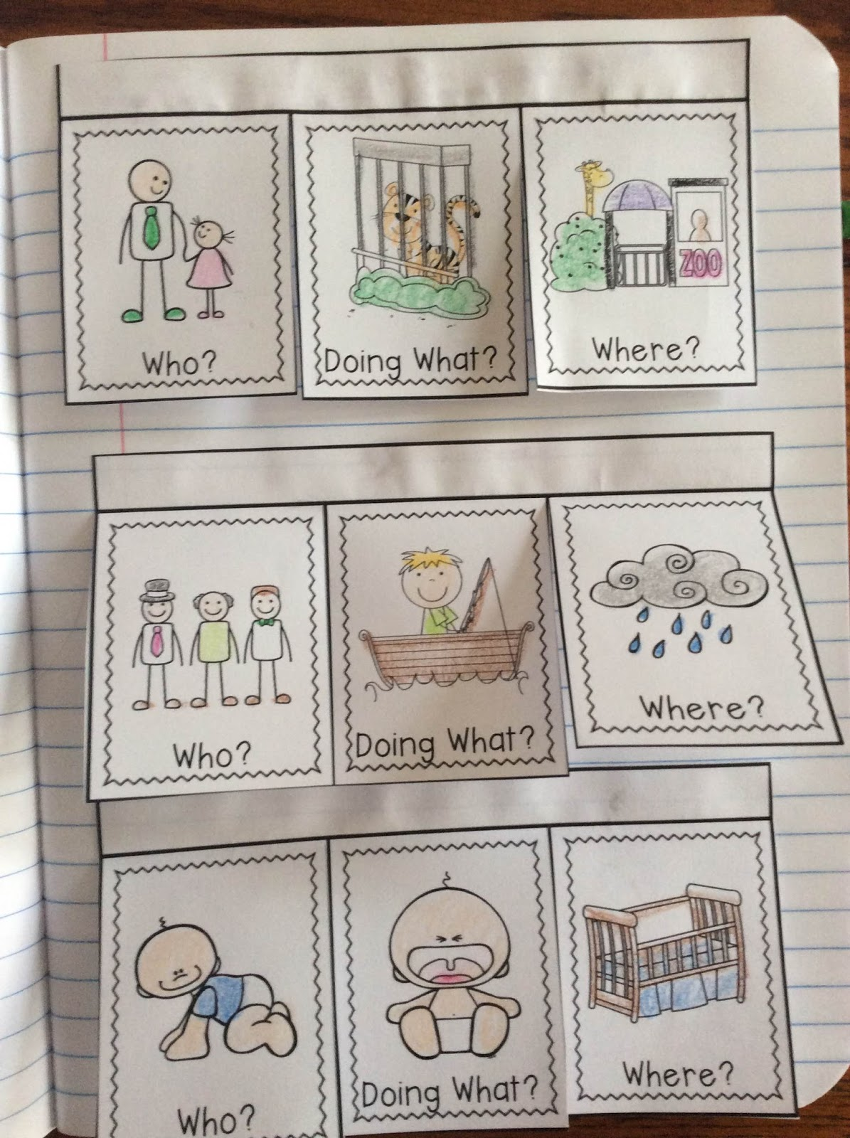 ideas creative writing first grade First day of school activities hello, teachers  zoom into 1st grade writing activity  first day of school picture book ideas from stellar students.