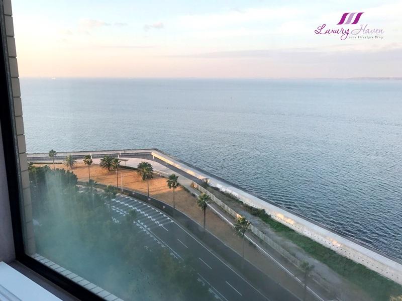 disney hilton tokyo bay celebrio ocean room view