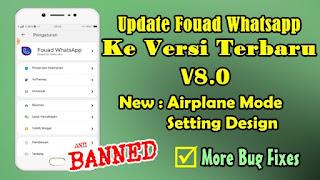 Cara Update Aplikasi Fouad Whatsapp Ke Versi Terbaru