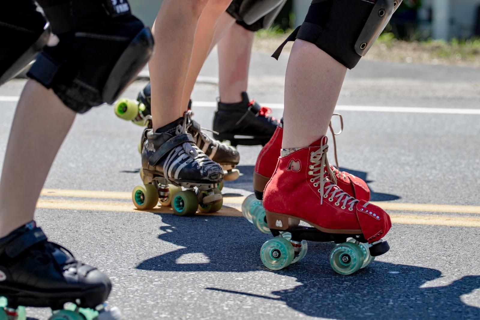 roller skating maine