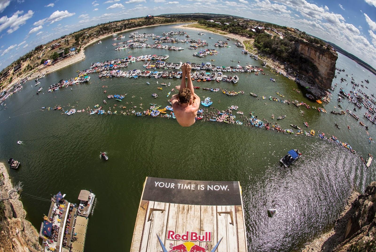 Na Colômbia, brasileiros disputam vaga para o Mundial de Salto de Penhasco 64c0433a78