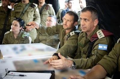 رئيس الأركان بالجيش الاسرائيلي كوخافي يلغي زيارته المقررة إلى واشنطن