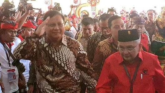 Waketum Gerindra: Prabowo ini Jenderal Perang, Penumpang Gelap Kita Singkirkan