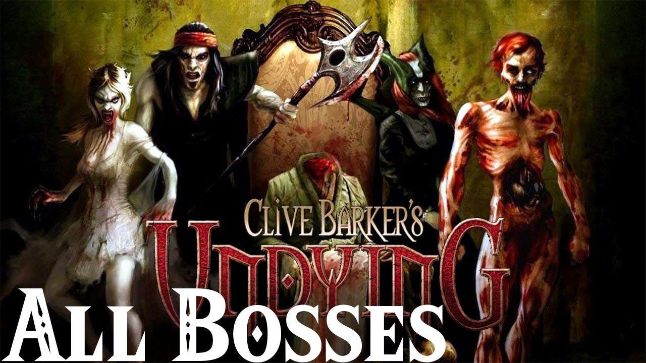 ownload game Clive Barker's Undying