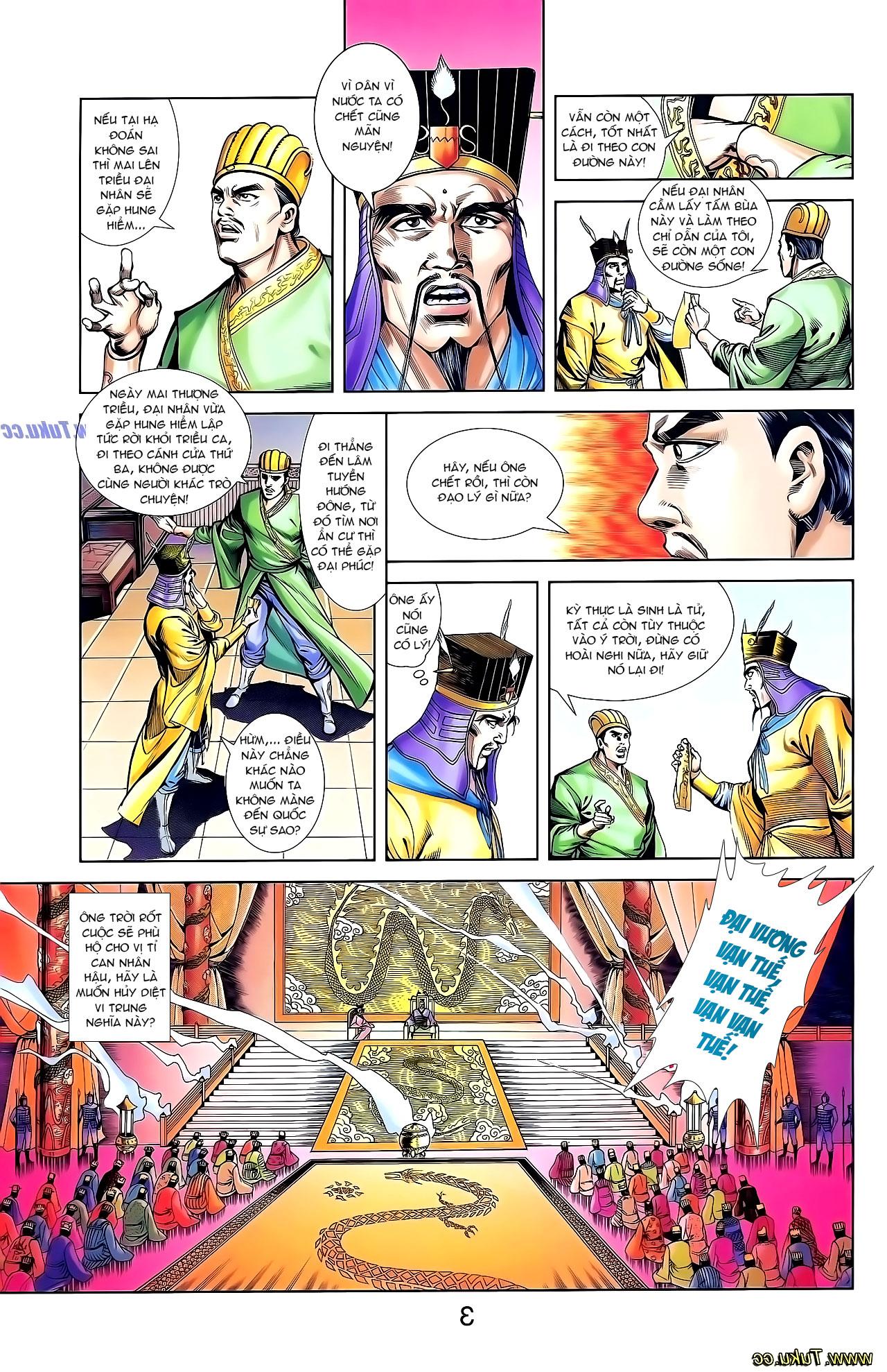 Cơ Phát Khai Chu Bản chapter 135 trang 20