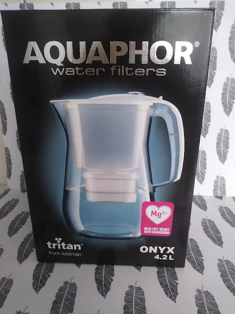 Aquaphor Onyx - dzbanek filtrujący.