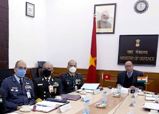 13th India-Vietnam Defence Security Dialogue
