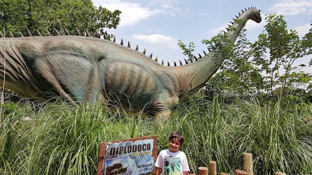 Vale dos Dinossauros Foz do Iguaçu