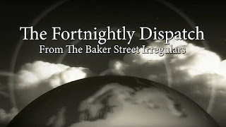 The Fortnightly Dispatch video podcast
